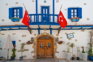 Bodrum old town